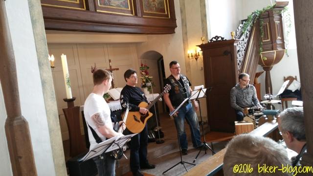 Beindruckende Performance der Kirchenmusiker