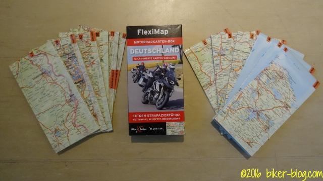 Flexi Map Kartensatz
