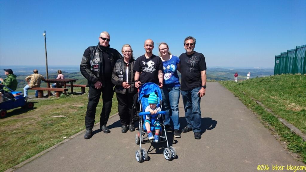 Mount Radom erklommen